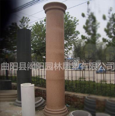 喷泉雕刻 石雕栏板 园林花盆 凉亭系列 石桌椅 欧式建筑系列 罗马柱